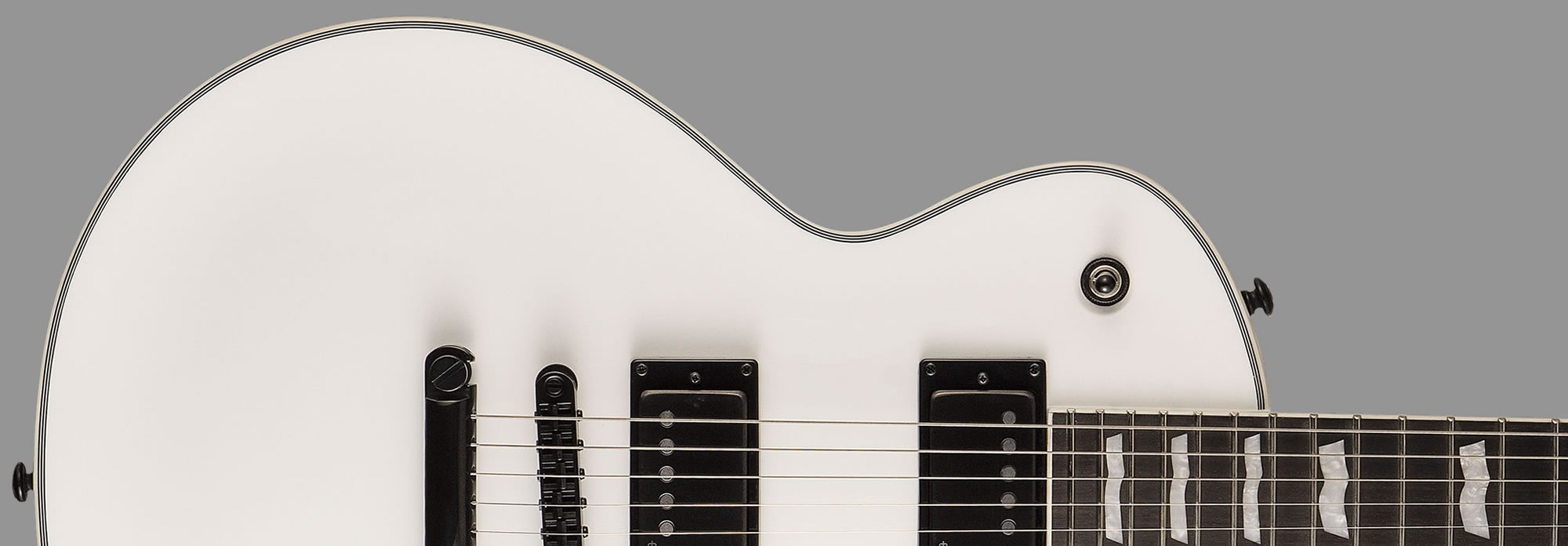 ESP LTD EC-1001T CTM Snow White