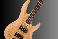 LTD B-204SM Fretless Natural Satin