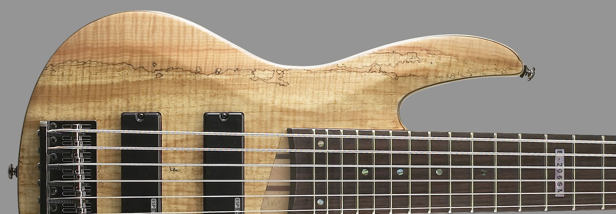LTD B-206SM Natural Satin