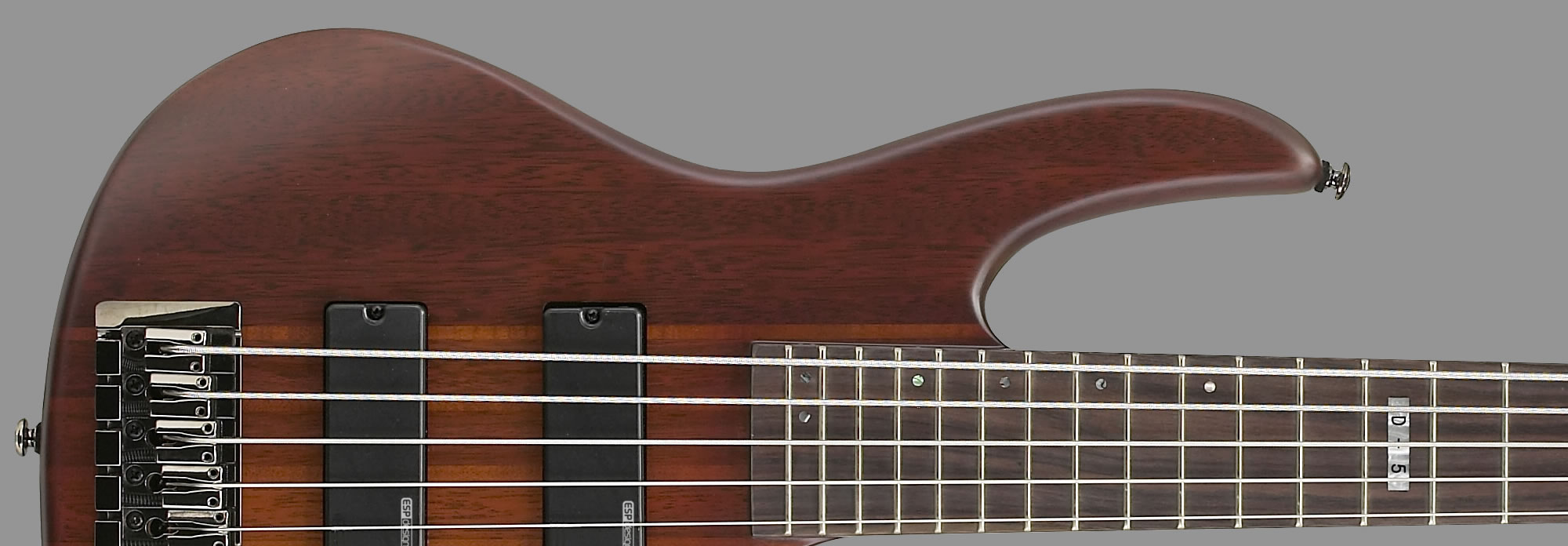 LTD D-5 Natural Satin