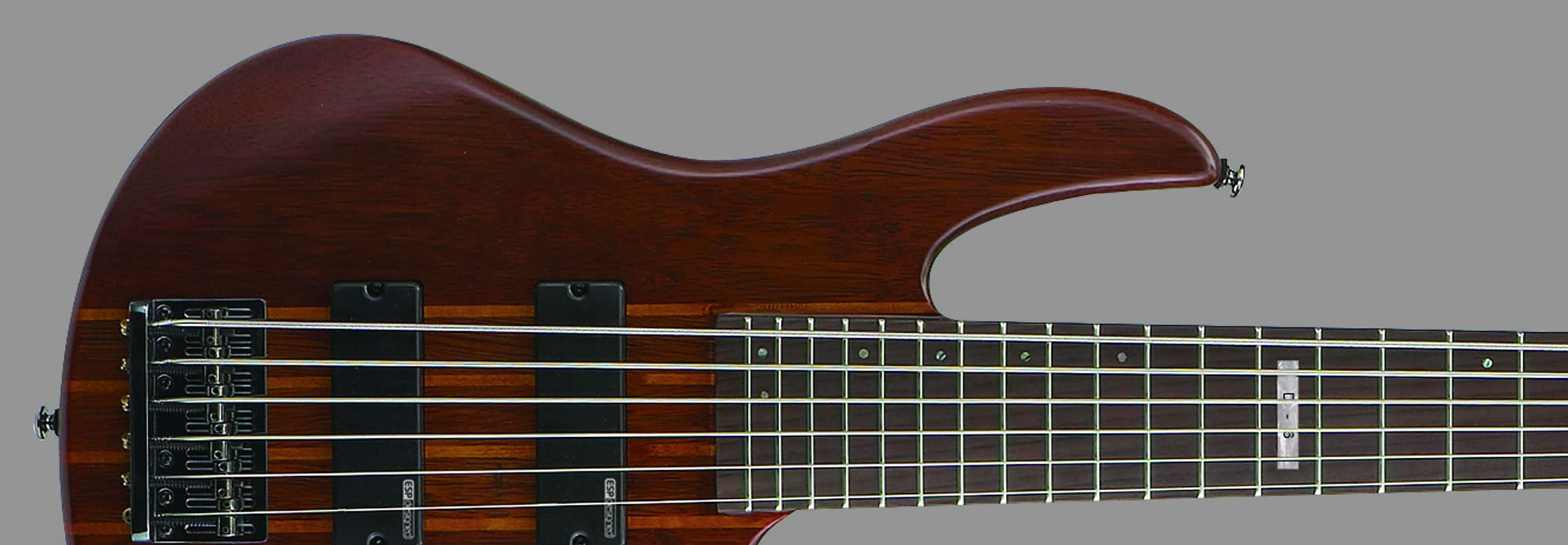 LTD D-6 Natural Satin