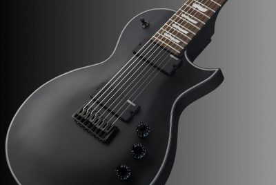 ESP LTD EC-258 Black Satin