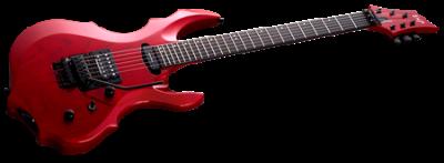 ESP Forest-GT See-Thru Red