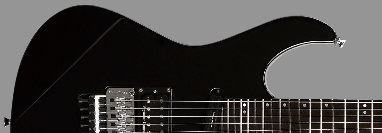 ESP Maverick Black