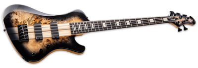 LTD Stream-1005 Black Natural Burst