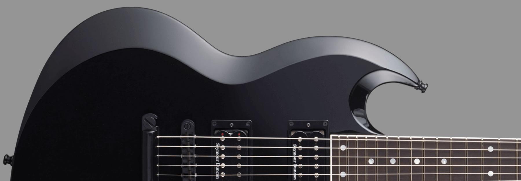 ESP Viper Black