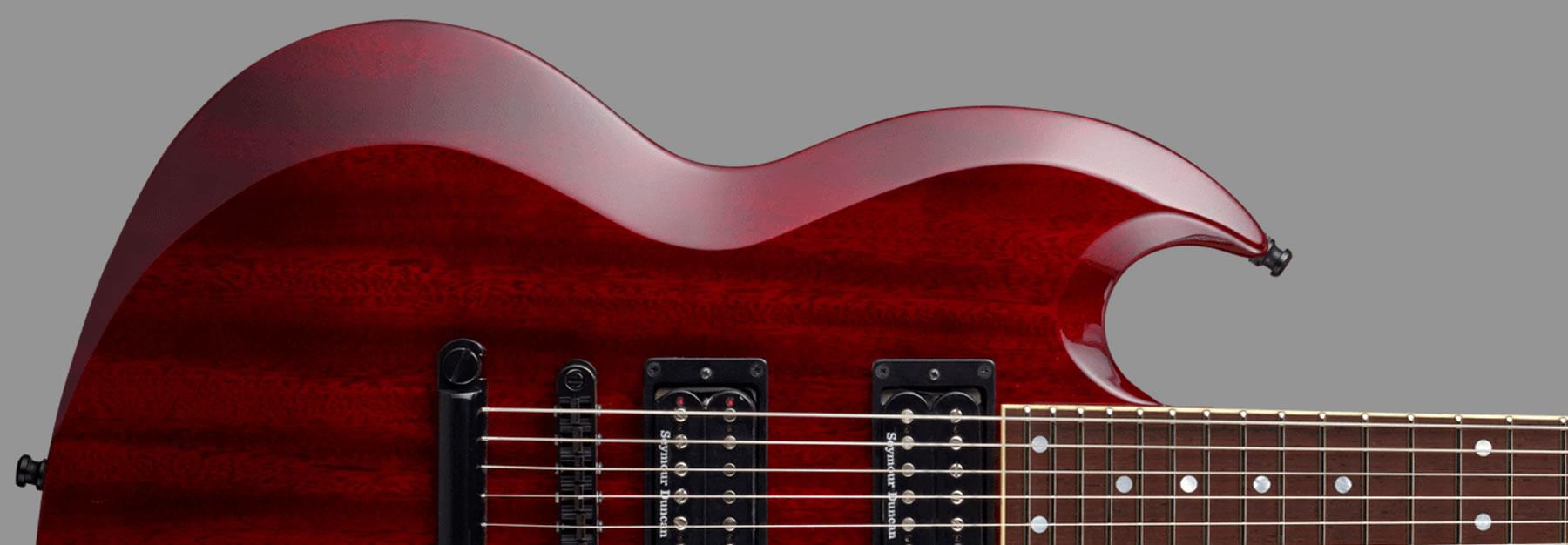 ESP Viper Cherry