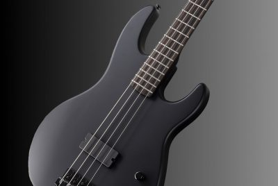 LTD AP-Black Metal Bass