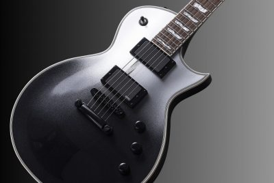 LTD EC-400 Black Pearl Fade Metallic