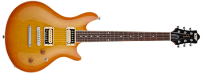 ESP Potbelly-STD Honey Burst