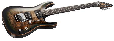 ESP Horizon-CTM FR/BM Reptile Black Burst
