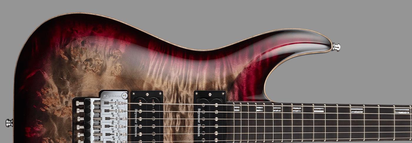 ESP Horizon-CTM FR/BM Reptile Red Burst