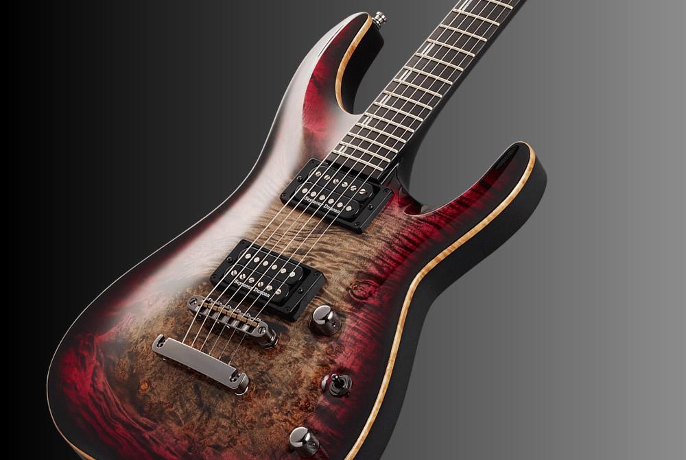 ESP Horizon-CTM NT/BM Reptile Red Burst