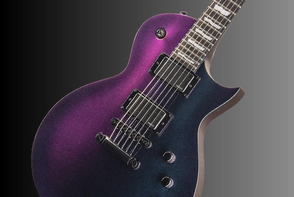 LTD EC-1000 Violet Andromeda