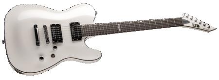 ESP LTD Eclipse NT Pearl White
