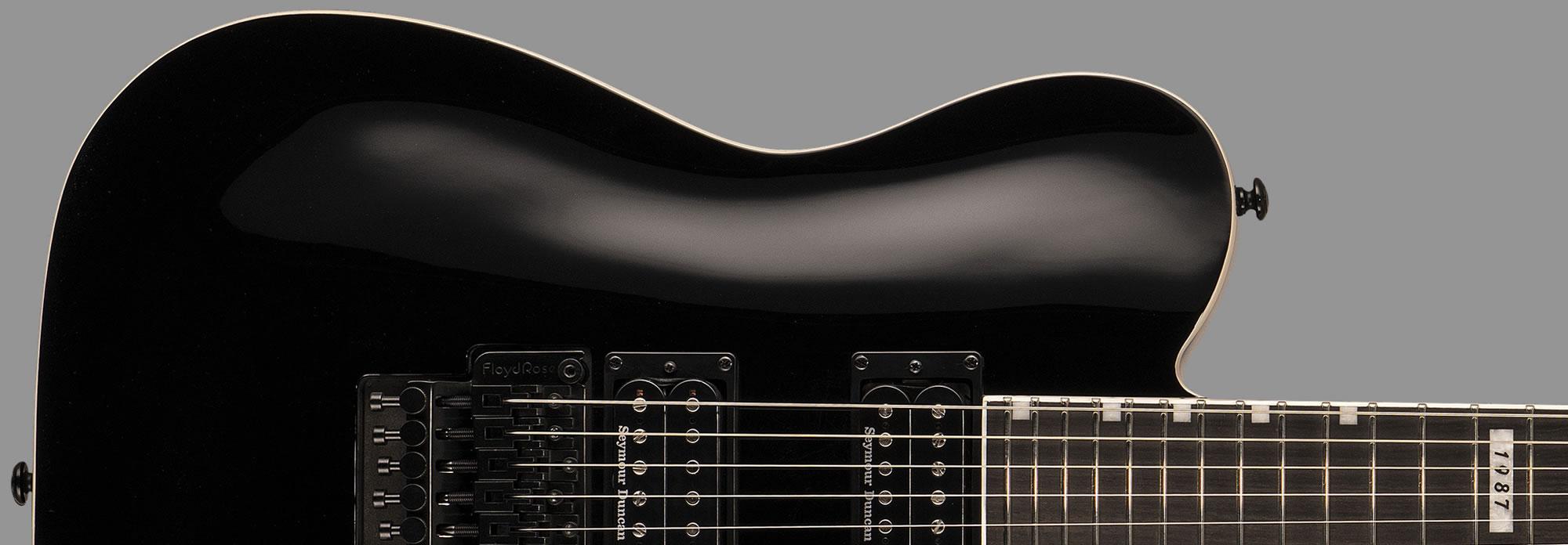 ESP LTD Eclipse Black