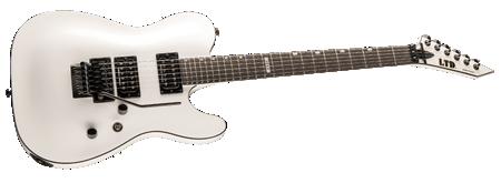 ESP LTD Eclipse Pearl White