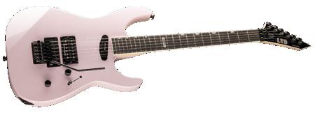 ESP Mirage Deluxe 87 Pearl Pink