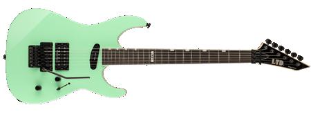 ESP Mirage Deluxe 87 Turquoise